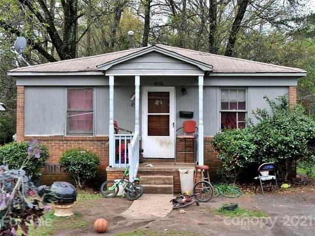 1829 Taylor Avenue, Charlotte, NC 28216 (#3770130) :: Mossy Oak Properties Land and Luxury