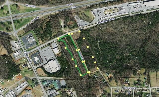 0 Centennial Boulevard, Claremont, NC 28610 (#3770132) :: Carver Pressley, REALTORS®