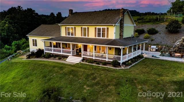 11 Laurel Branch Road, Marshall, NC 28753 (#3770212) :: Modern Mountain Real Estate