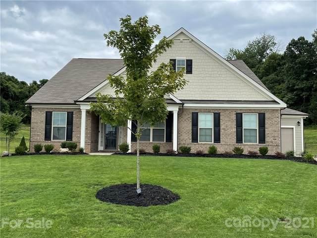 321 Pleasant View Lane SE #65, Concord, NC 28025 (#3770262) :: TeamHeidi®