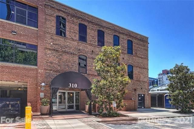 310 Arlington Avenue #207, Charlotte, NC 28203 (#3770404) :: Expert Real Estate Team