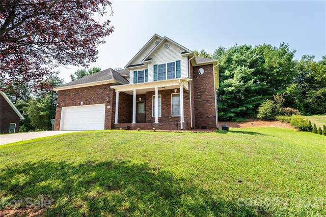 806 4th Street NE, Conover, NC 28613 (#3770425) :: Besecker Homes Team