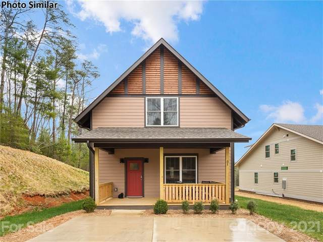 64 Westside Village Road #25, Fairview, NC 28730 (#3770613) :: MOVE Asheville Realty
