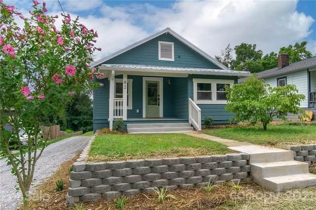 82 Montana Avenue, Asheville, NC 28806 (#3770616) :: Caulder Realty and Land Co.