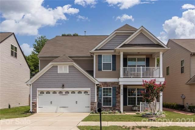 359 Pulaski Drive, Concord, NC 28027 (#3770626) :: Carmen Miller Group
