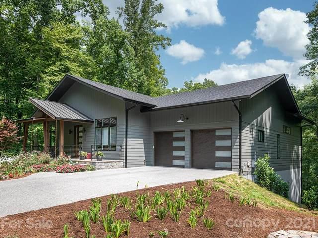 559 Shining Rock Path 20R, Horse Shoe, NC 28742 (#3770653) :: Briggs American Homes