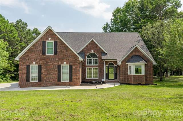 7800 Babe Stillwell Farm Road, Huntersville, NC 28078 (#3770688) :: TeamHeidi®