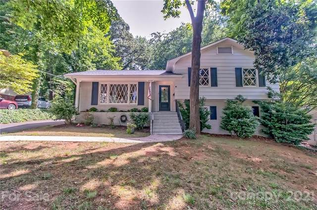 2009 Edgewater Drive, Charlotte, NC 28210 (#3770707) :: Home and Key Realty