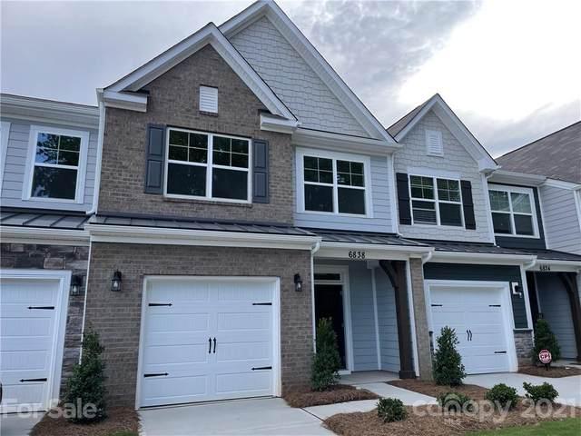 6838 Harris Bay Road, Charlotte, NC 28269 (#3770741) :: Rhonda Wood Realty Group