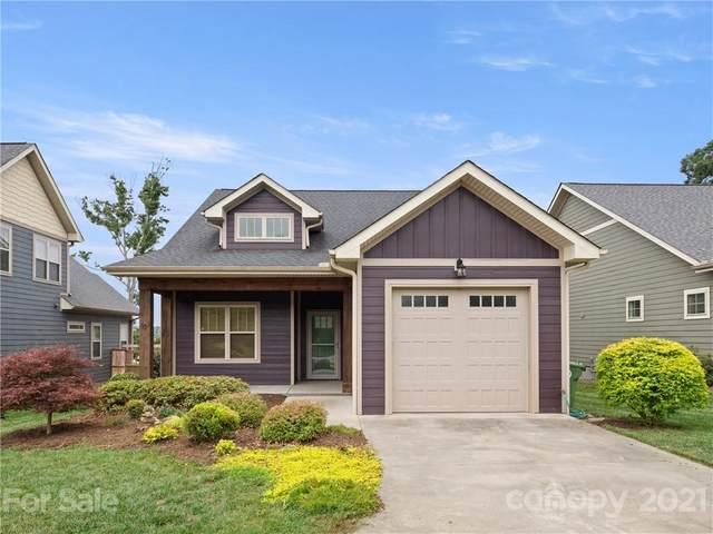 10 W Summit Avenue #17, Asheville, NC 28803 (#3770765) :: Carver Pressley, REALTORS®