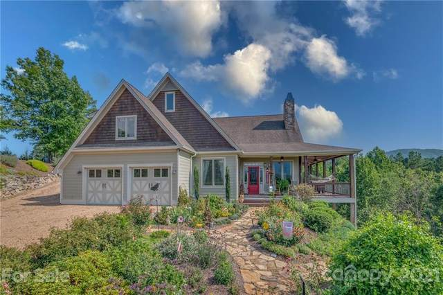 349 Forest Hills Drive #9, Mill Spring, NC 28756 (#3770830) :: DK Professionals