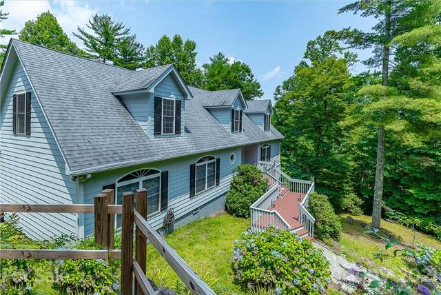 11 Lower Tanglewood Road E, Lake Toxaway, NC 28747 (#3771005) :: Premier Realty NC