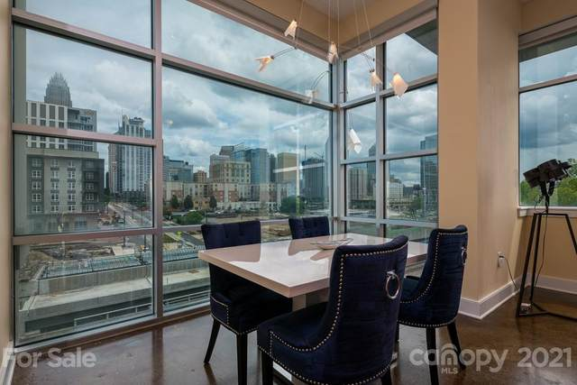 710 W Trade Street #710, Charlotte, NC 28202 (#3771225) :: LePage Johnson Realty Group, LLC