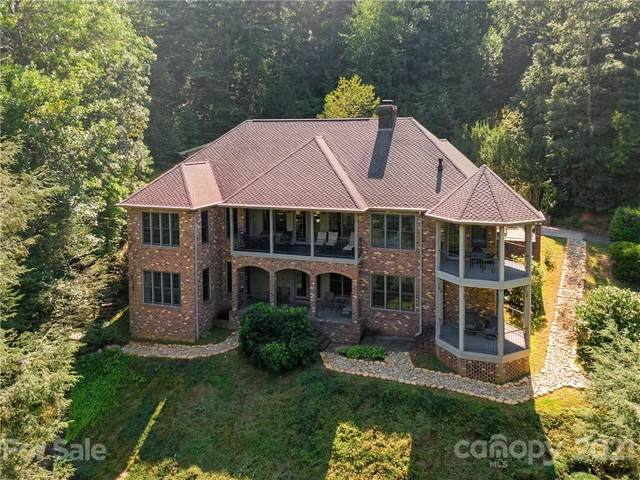 1111 Lyday Creek Road, Pisgah Forest, NC 28768 (#3771389) :: Home Finder Asheville
