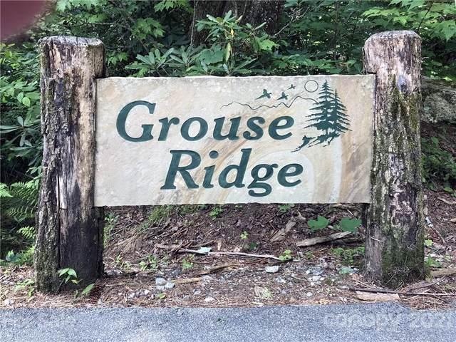 Lot 2 Grouse Ridge Lane #2, Sapphire, NC 28774 (#3771424) :: Home Finder Asheville
