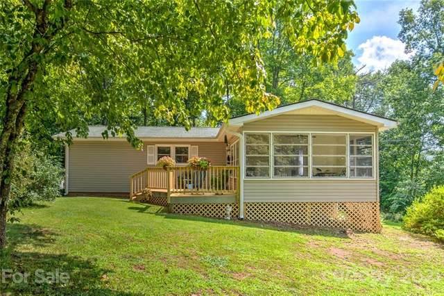 1158 Trammel Gap Road, Saluda, NC 28773 (#3771550) :: Briggs American Homes