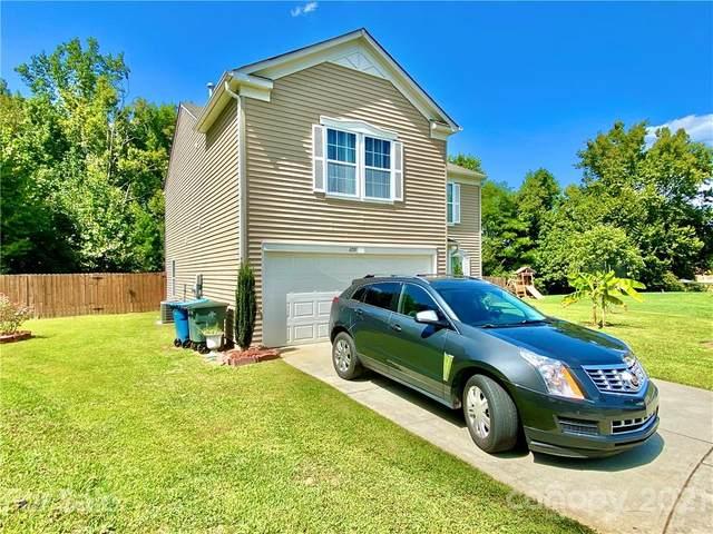 209 Edzell Drive, Salisbury, NC 28146 (#3771591) :: LePage Johnson Realty Group, LLC
