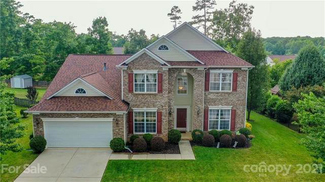 3002 Blessing Drive, Indian Trail, NC 28079 (#3771596) :: Besecker & Maynard Group