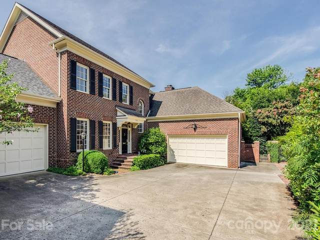 1158 Kings Drive #33, Charlotte, NC 28207 (#3771601) :: Carver Pressley, REALTORS®