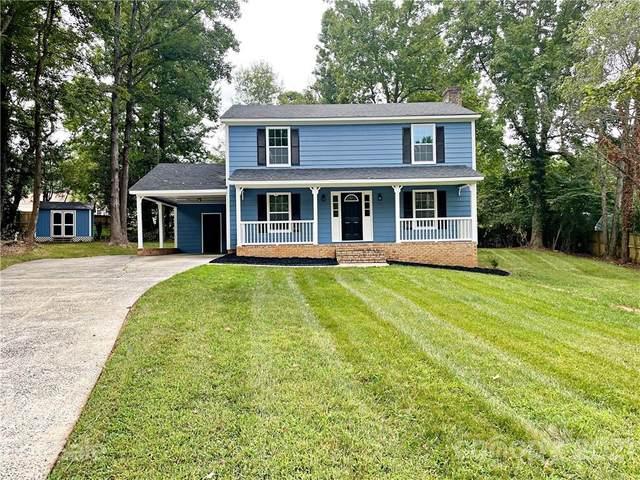 1718 Farm Pond Court, Gastonia, NC 28054 (#3771616) :: Besecker Homes Team