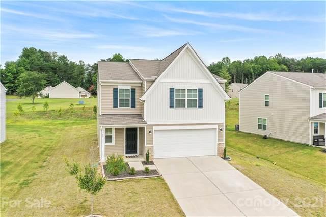 145 Gray Hawk Drive, Rockwell, NC 28138 (#3771619) :: Robert Greene Real Estate, Inc.