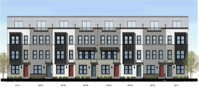 1725 Dunavant Street #37, Charlotte, NC 28203 (#3771740) :: BluAxis Realty