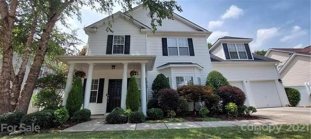 10125 Allison Taylor Court, Cornelius, NC 28031 (#3771838) :: Besecker Homes Team
