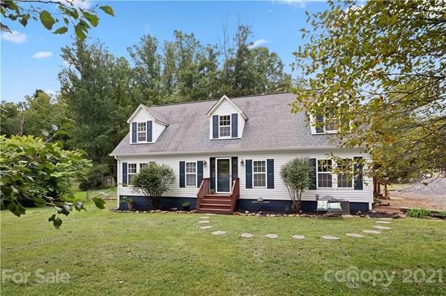 101 Mcfalls Road, Asheville, NC 28805 (#3771926) :: Homes Charlotte