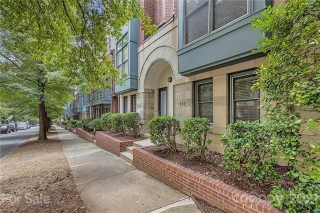 606 E 10th Street, Charlotte, NC 28202 (#3771966) :: LePage Johnson Realty Group, LLC