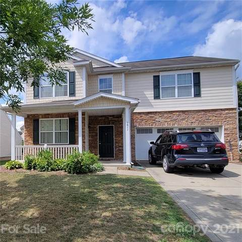 1011 Yellow Bee Road, Indian Trail, NC 28079 (#3772021) :: LePage Johnson Realty Group, LLC