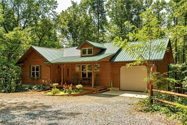 109 Garden Lane #44, Lake Lure, NC 28746 (#3772098) :: Carver Pressley, REALTORS®