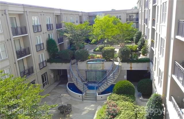 1315 East Boulevard #425, Charlotte, NC 28203 (#3772108) :: High Performance Real Estate Advisors