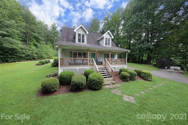 134 Austin Lane, Saluda, NC 28773 (#3772270) :: Home Finder Asheville