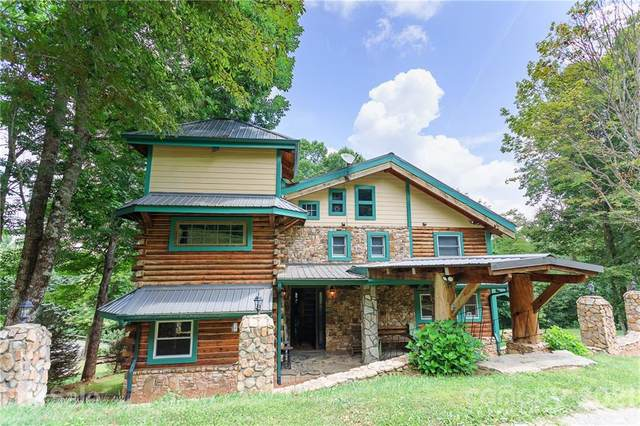 1185 Black Bear Drive, Mars Hill, NC 28754 (#3772400) :: Cloninger Properties