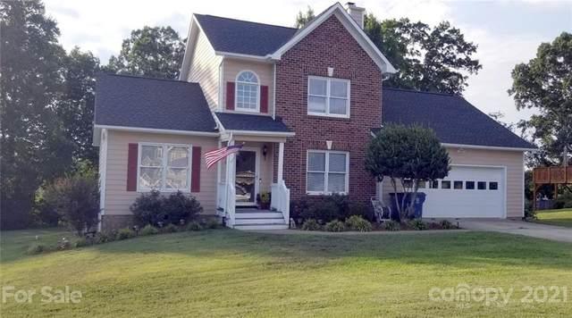 5516 Winding Oak Drive, Hickory, NC 28602 (#3772423) :: Austin Barnett Realty, LLC