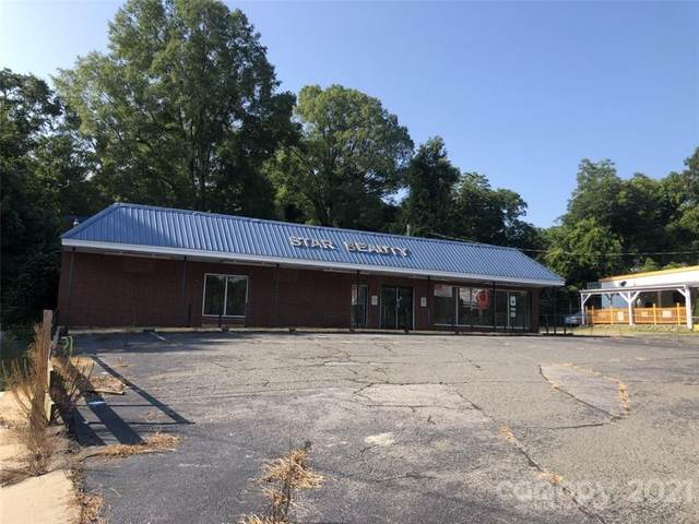 500 Caswell Street, Wadesboro, NC 28170 (#3772630) :: LePage Johnson Realty Group, LLC