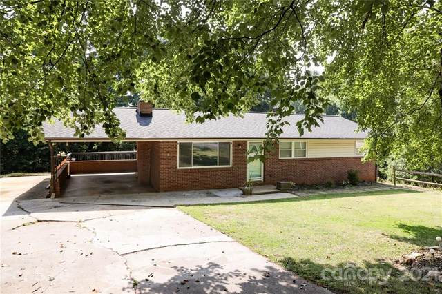 5084 Circle Drive, Conover, NC 28613 (#3772767) :: Carver Pressley, REALTORS®