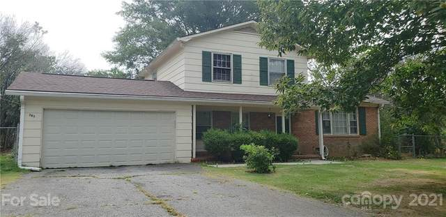 285 Cherokee Lane, Salisbury, NC 28147 (#3772800) :: Todd Lemoine Team