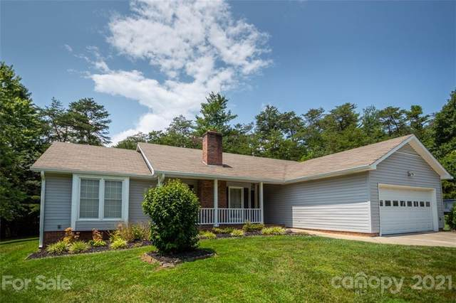 17 Westminster Drive, Asheville, NC 28804 (#3772825) :: Besecker Homes Team