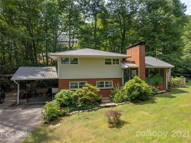 109 Fairway Drive, Black Mountain, NC 28711 (#3772916) :: Besecker Homes Team