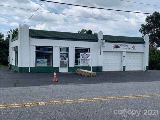 3239 Main Street, Claremont, NC 28610 (#3772950) :: Carver Pressley, REALTORS®