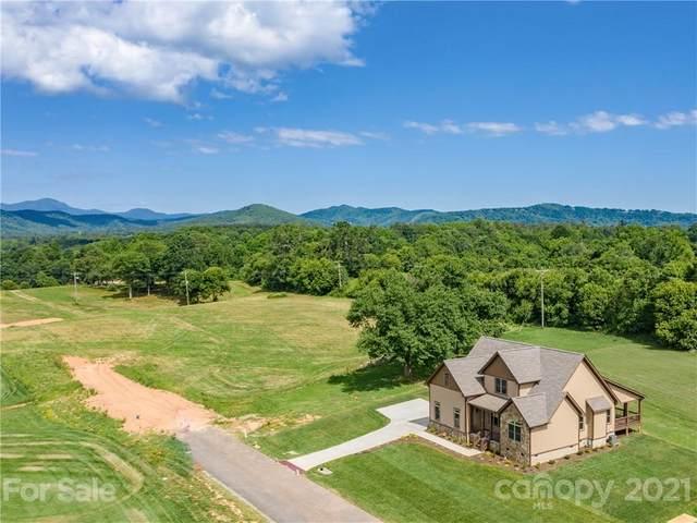 256 Majestic Ridge Road, Mills River, NC 28759 (#3772955) :: BluAxis Realty