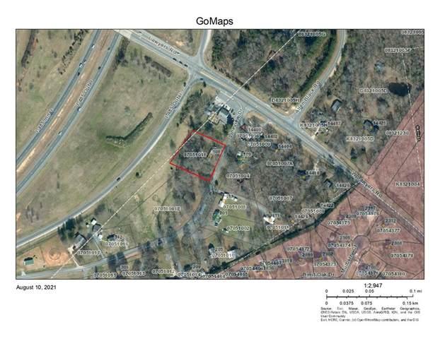 108 Lineview Drive, Matthews, NC 28104 (#3773005) :: High Performance Real Estate Advisors