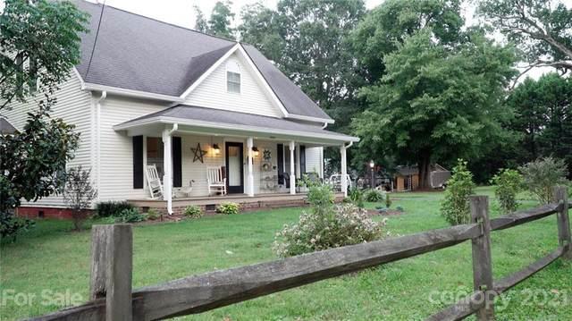 444 Pee Dee Avenue, Norwood, NC 28128 (#3773265) :: Premier Realty NC