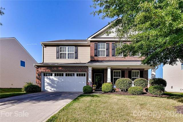8915 Gray Willow Road, Charlotte, NC 28227 (#3773384) :: Besecker Homes Team