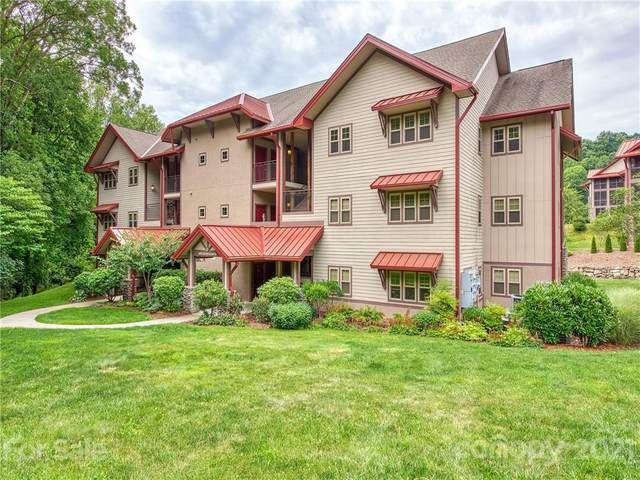 1659 Country Club Drive D102, Maggie Valley, NC 28751 (#3773524) :: LePage Johnson Realty Group, LLC