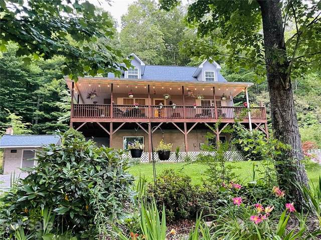 40 and 50 Showy Orchis Drive, Hendersonville, NC 28792 (#3773529) :: Carmen Miller Group