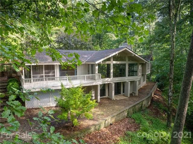 1793 Glen Cannon Drive, Pisgah Forest, NC 28768 (#3773549) :: Besecker Homes Team