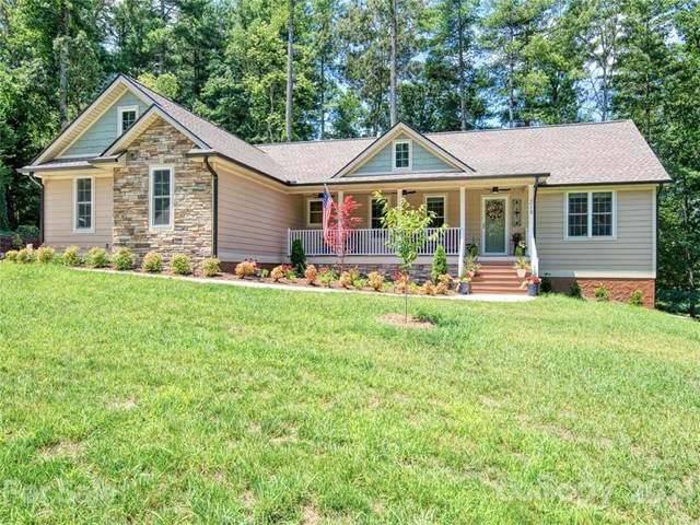 319 Tall Timbers Trail, Hendersonville, NC 28792 (#3773587) :: Austin Barnett Realty, LLC