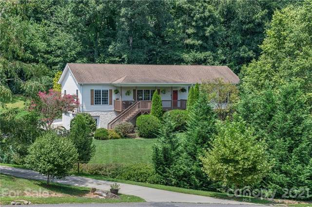 136 South Willow Brook Drive, Asheville, NC 28806 (#3773678) :: Exit Realty Elite Properties